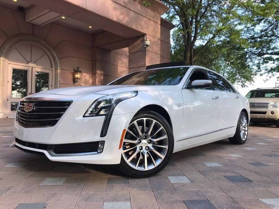 2016 Cadillac CT6 PREMIUM COLLECTION