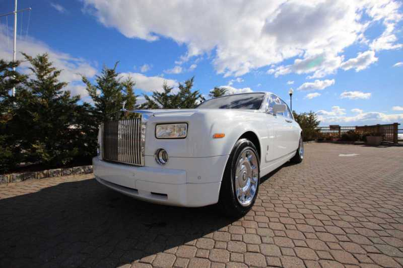 2005 Rolls-Royce Phantom Base Sedan 4-Door