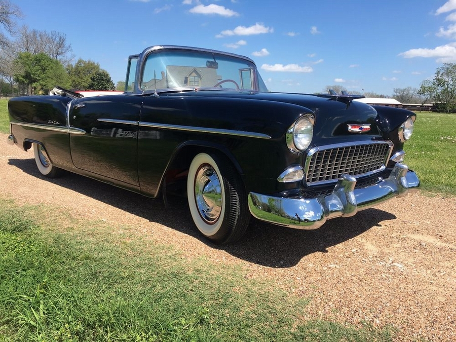 1955 Chevrolet Bel Air 150210 Convertible
