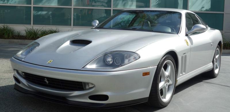 2000 Ferrari 550 Base Coupe 2-Door