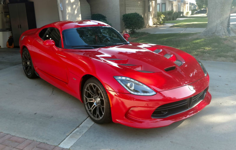 2013 Dodge Viper SRT Coupe