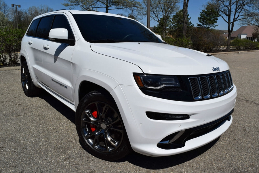 2015 Jeep Grand Cherokee 4WD SRT-EDITION (TOP OF LINE)