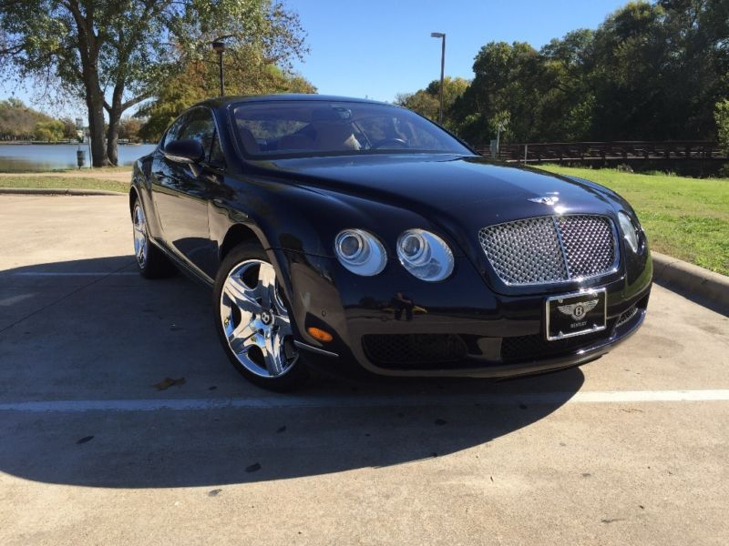 2005 Bentley Continental GT Leather