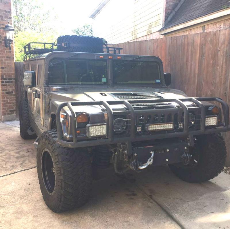 1999 Hummer H1 Wagon