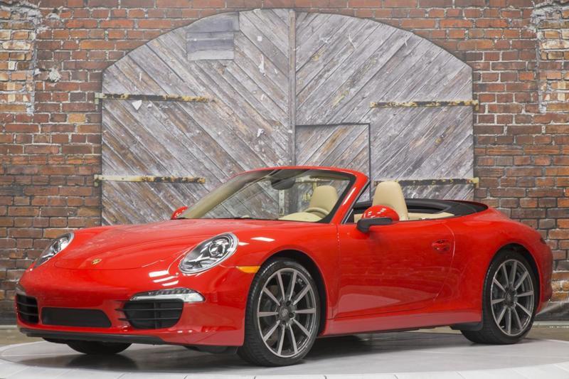 2014 Porsche 911 PREM PKG PLUS, PARK ASSIST, SPORT CHRONO, BOSE, S