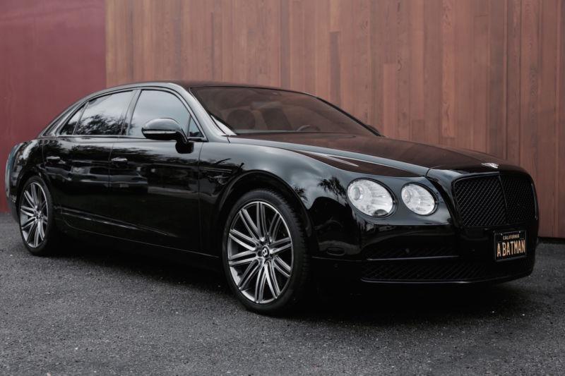2014 Bentley Flying Spur Mulliner Edition