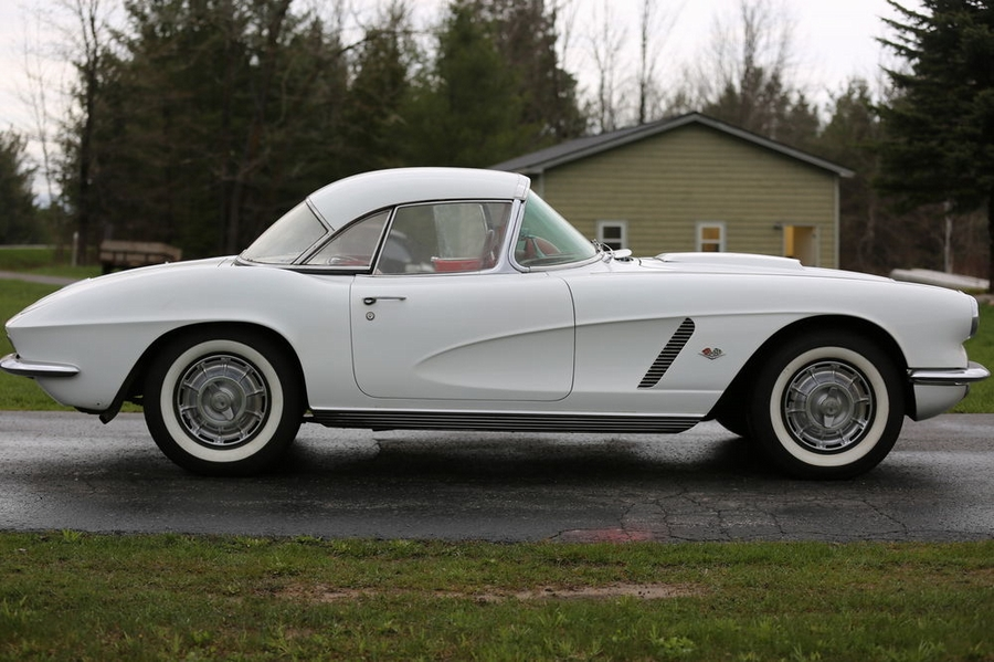 1962 Chevrolet Corvette Base Convertible