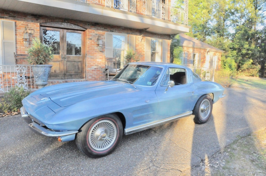 1964 Chevrolet Corvette Matching Numbers