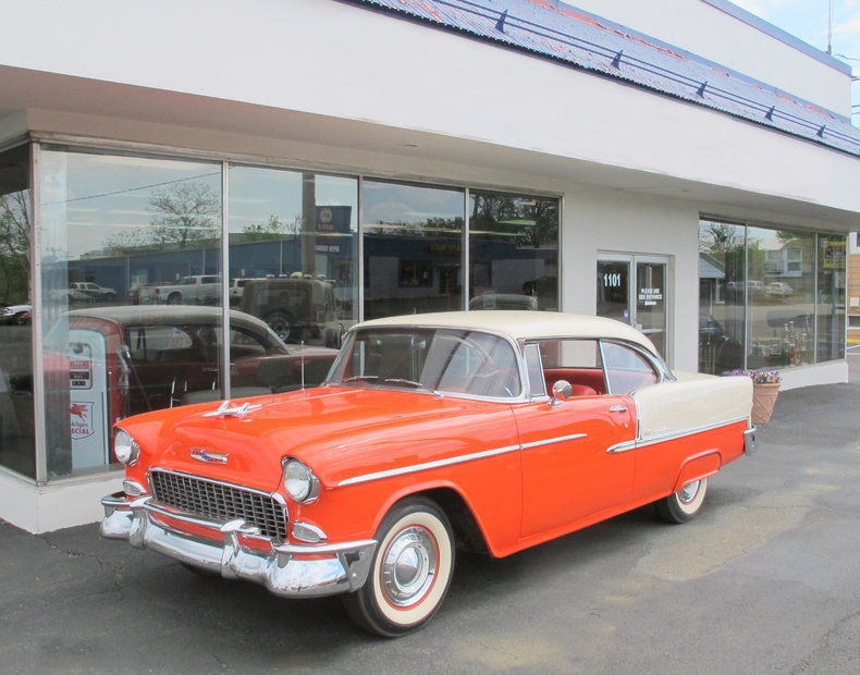 1955 Chevrolet Bel Air 150210