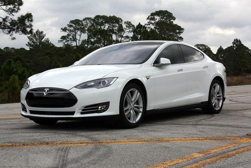 2015 Tesla Model S Model S
