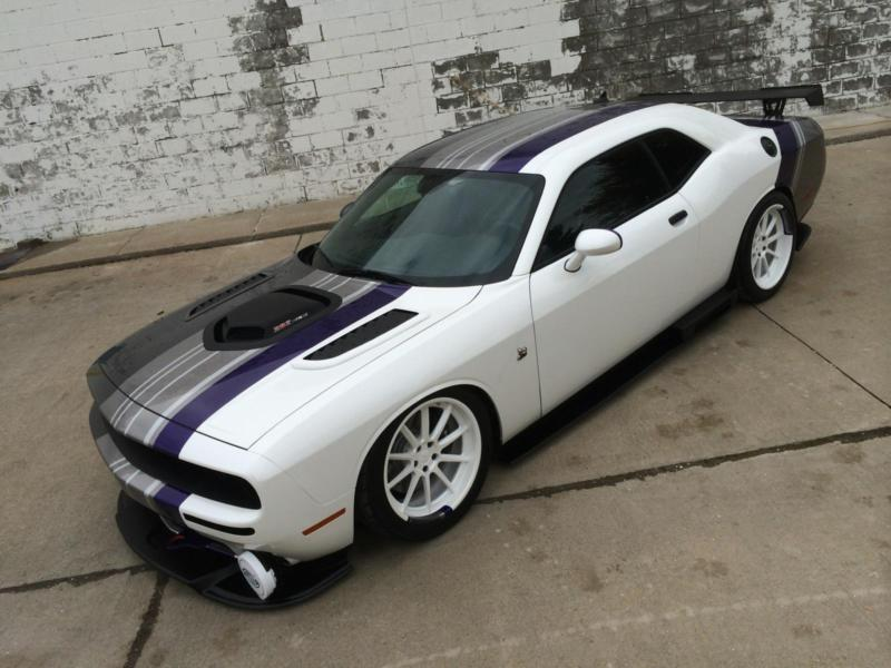 2015 Dodge Challenger Scat Pack Coupe 2-Door