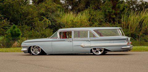 1960 Chevrolet Nomad IMPALA NOMAD