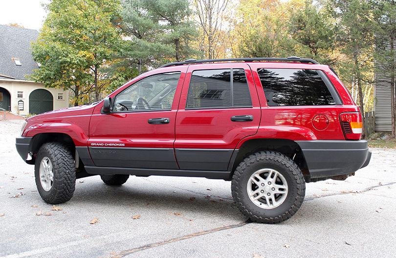 2003 Jeep Grand Cherokee Laredo 4.7 4x4
