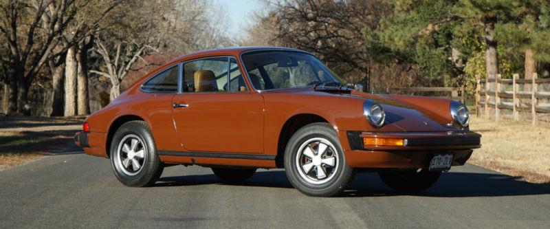 1976 Porsche 912 vinyl