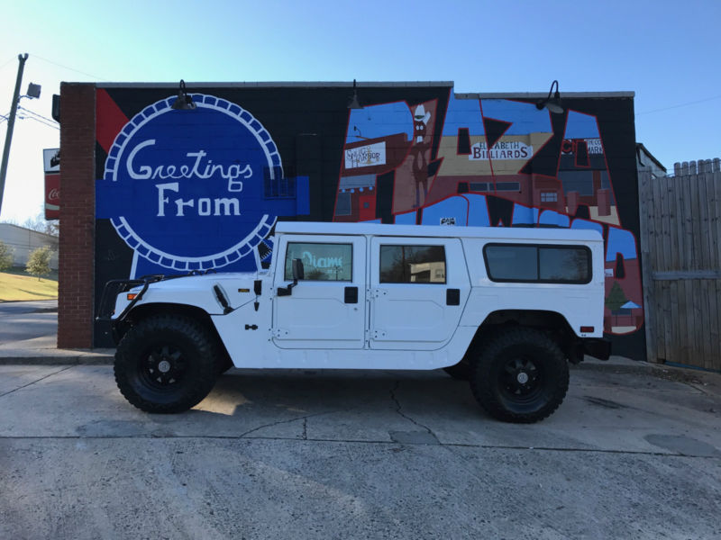 2003 Hummer H1 Leather