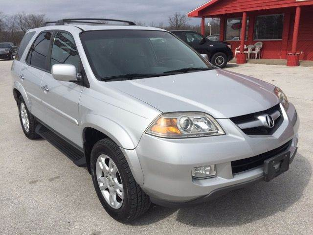 2004 Acura MDX Touring Package