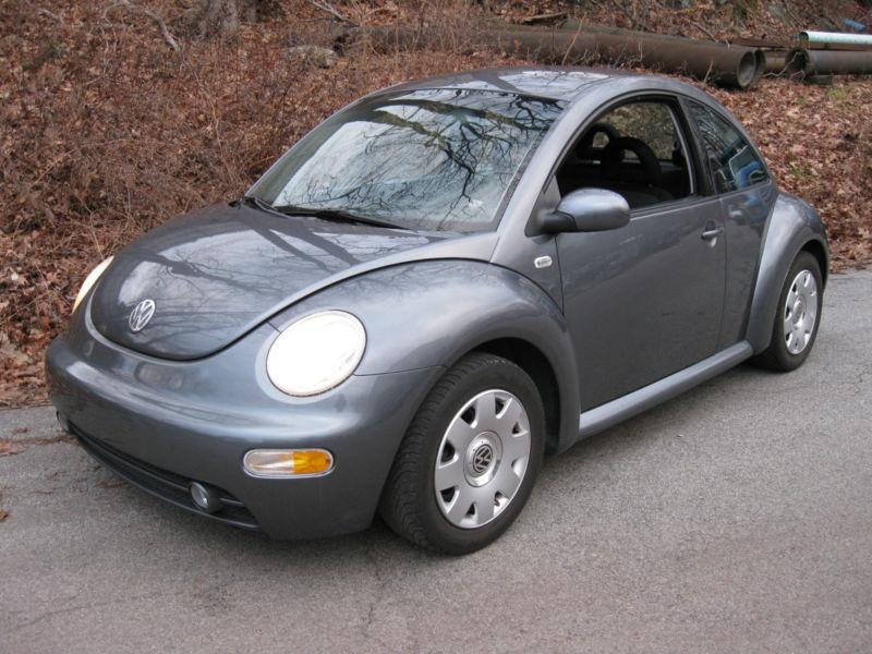 2002 Volkswagen New Beetle 1.9 D