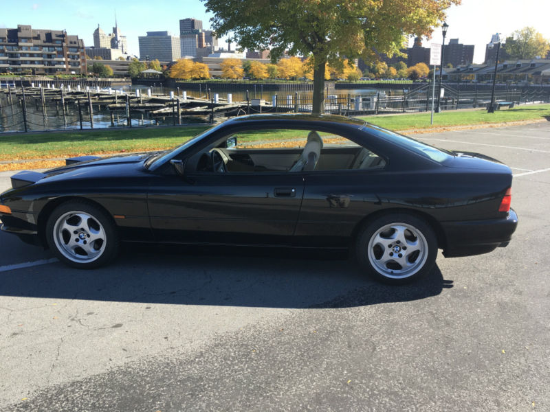 1997 BMW 8-Series  Low Miles, 840CI