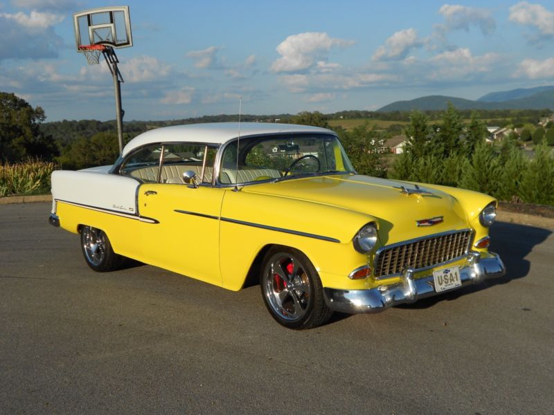 1955 Chevrolet Bel Air150210 BelAir