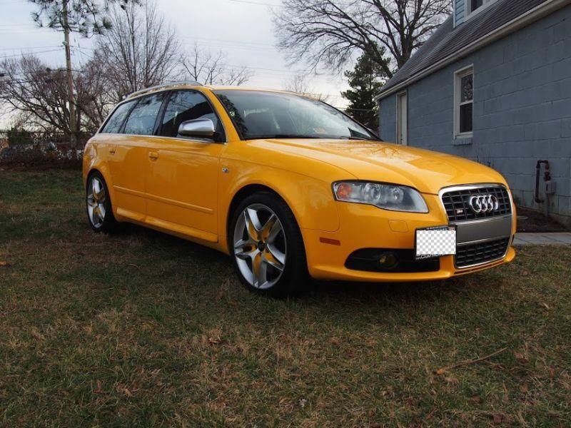 2007 Audi S4 Avant