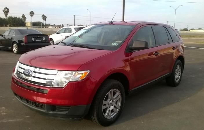 $199 Down! 2007 Ford Edge. No Credit? Bad Credit? WE FINANCE!! *Approval based on income!!