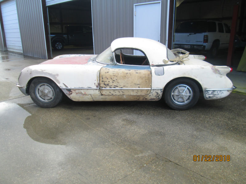 1954 Chevrolet Corvette 1954 CORVETTE 1953 1955 NCRS PROJECT C1