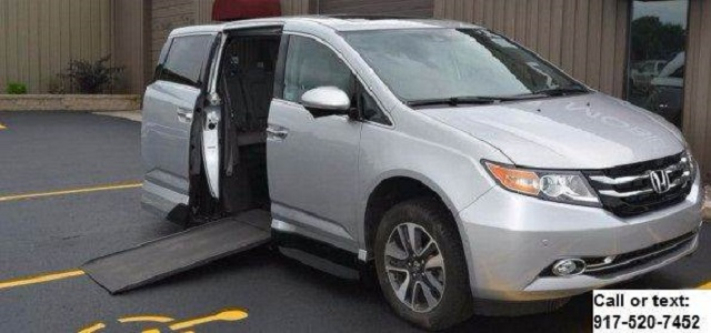 2015 Honda Odyssey T  *VMI* Handicap, Mobility, Wheelchair accessible Van * 28k miles