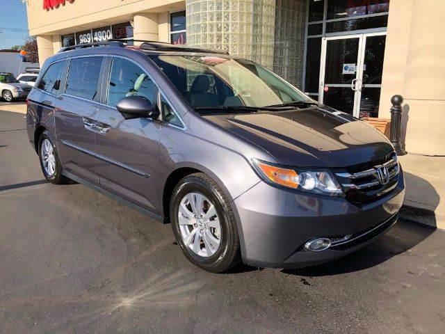 2016 Honda Odyssey EXL 12k Miles $22,000