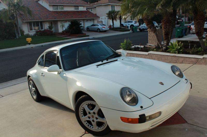1996 Porsche 911 For Sale