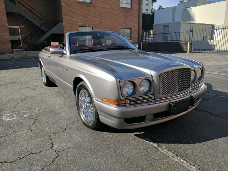 2002 Bentley Azure Convertible