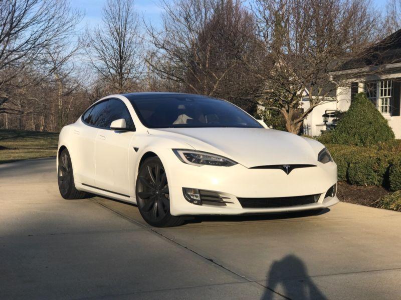 2016 Tesla Model S Matte Obeche