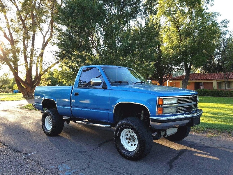 Chevy 1991 Truck For Sale
