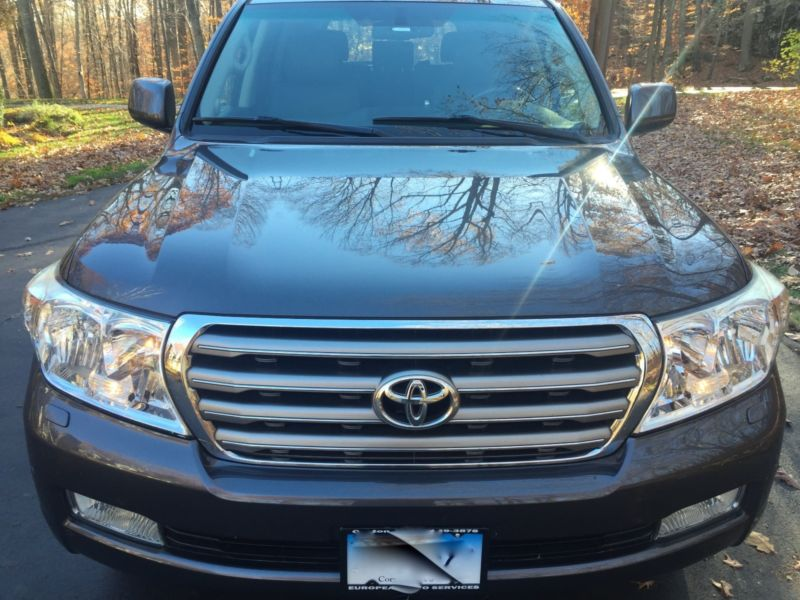 2009 Toyota Land Cruiser all Options