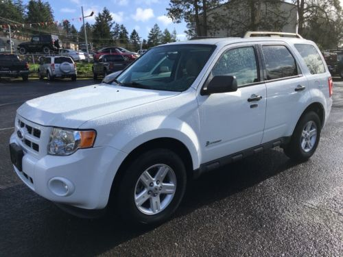 $199 Down! 2010 Ford Escape. No Credit? Bad Credit? WE FINANCE!! *Approval based on income!!