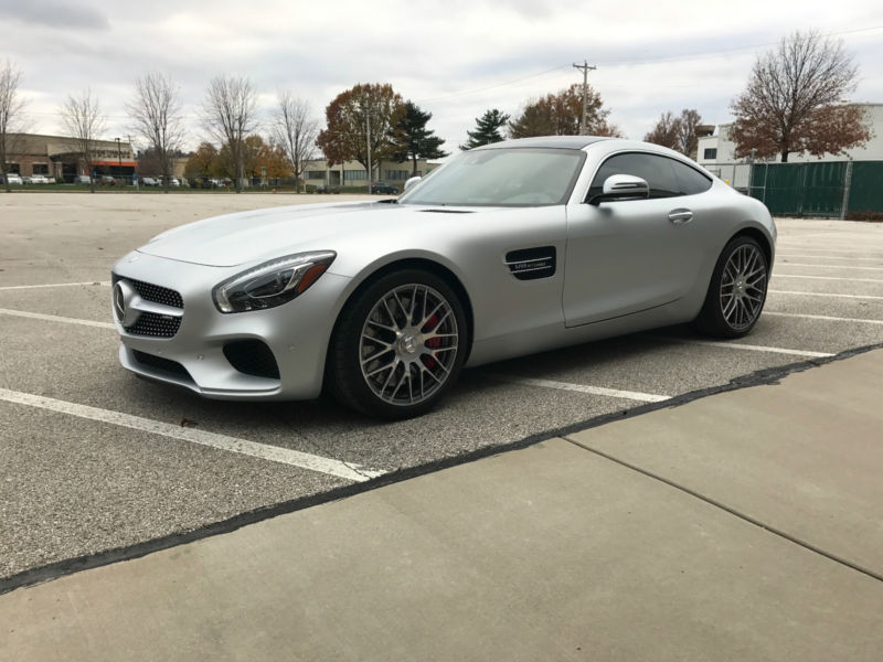2016 Mercedes-Benz Other GTS designo