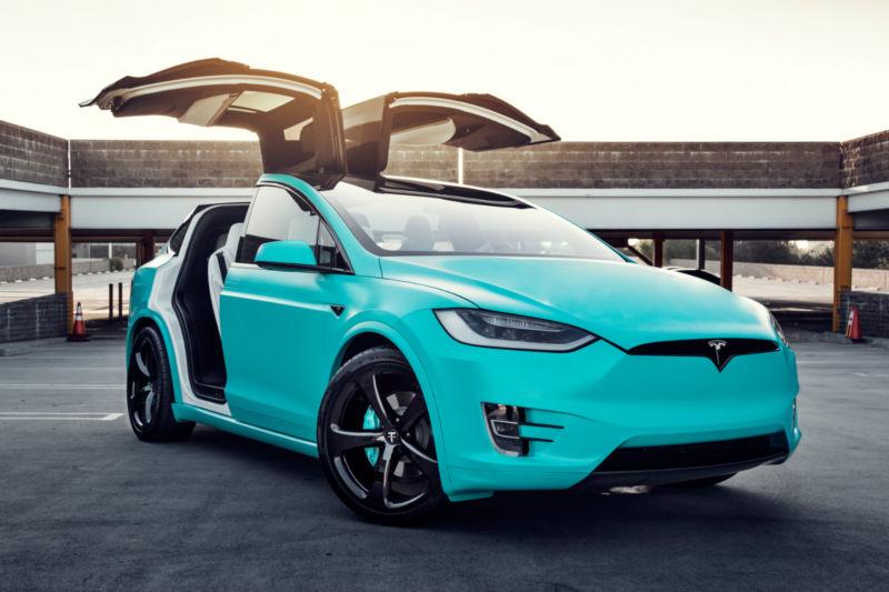 2016 Tesla Model X 4-Door