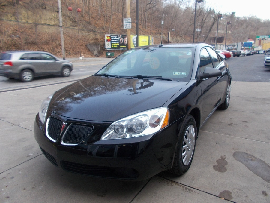 $199 Down! 2009 Pontiac G6. No Credit? Bad Credit? WE FINANCE!! *Approval based on income!!