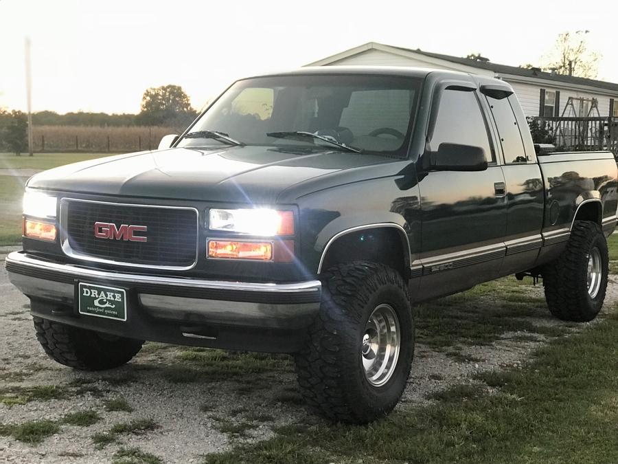 1996 GMC 1500 Z71