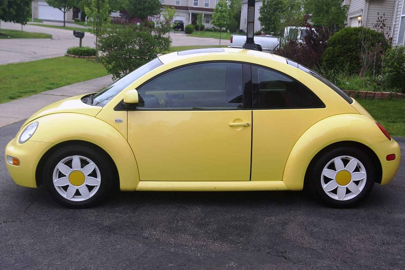 vw beetle  shape  sale