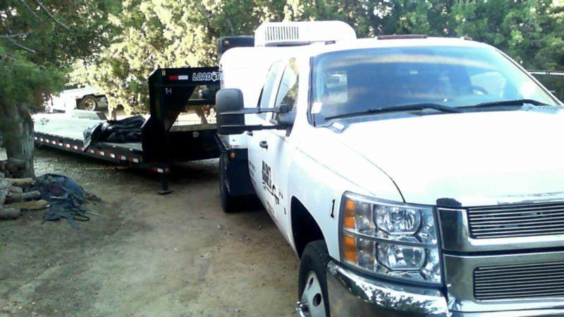 Chevrolet Silverado 3500 Crew Cab Diesel for Sale
