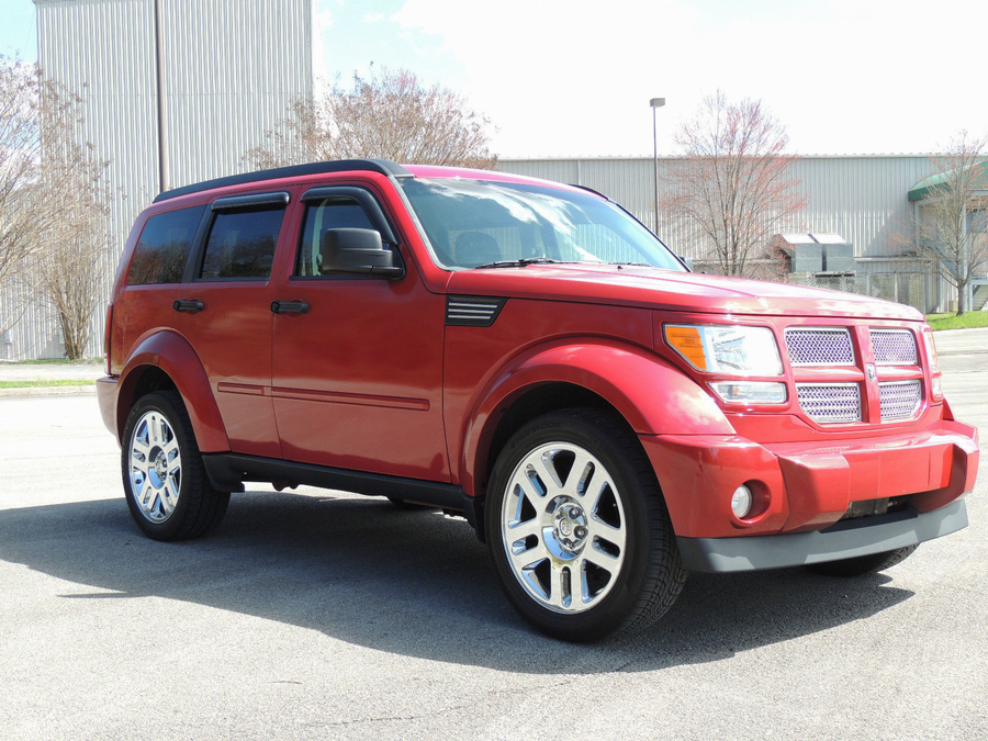 2011 Dodge Nitro Heat  for sale 2500$