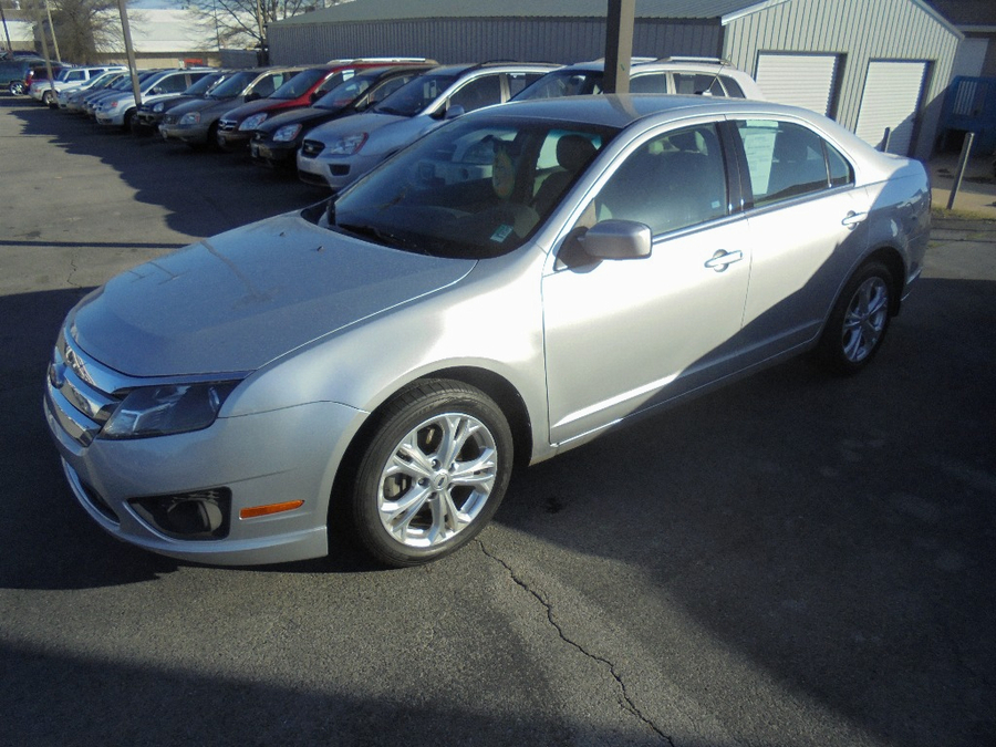 $199 Down! 2012 Ford Fusion. No Credit? Bad Credit? WE FINANCE!! *Approval based on income!!