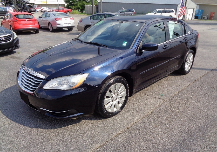 $199 Down! 2011 Chrysler 200. No Credit? Bad Credit? WE FINANCE!! *Approval based on income!!