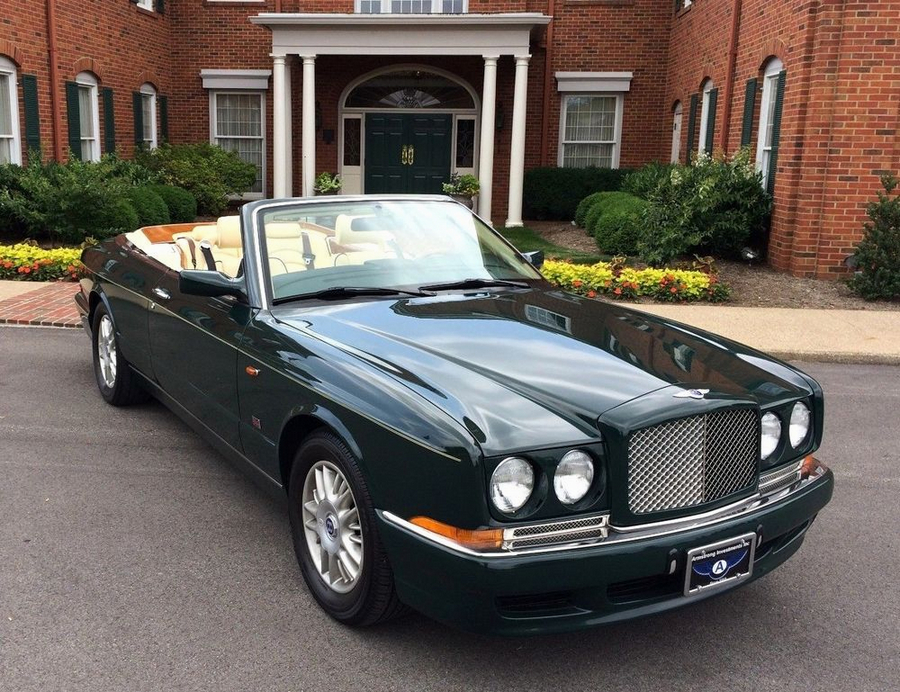 1999 Bentley Azure Continental Package