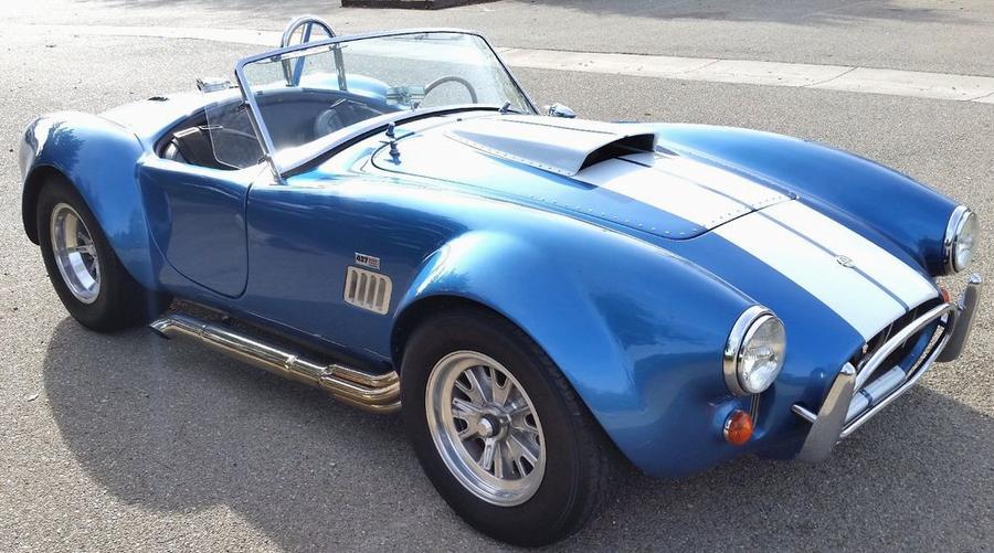 1965 Shelby 427 Cobra SC Roadster Replica