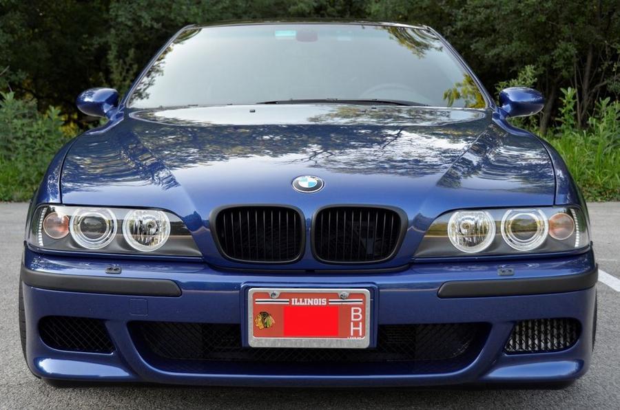 2001 BMW M5 DINAN S3