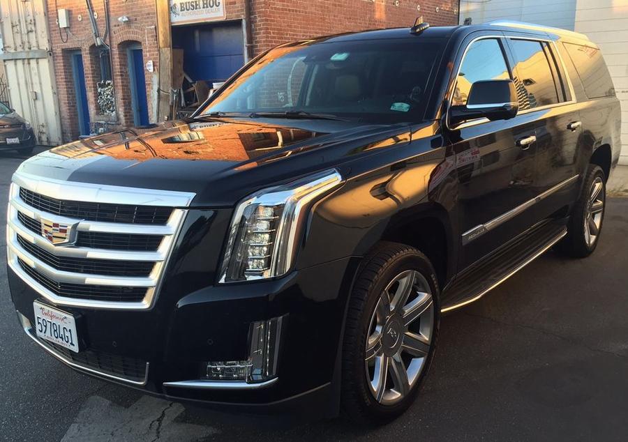 2016 Cadillac Escalade ESV 4WD