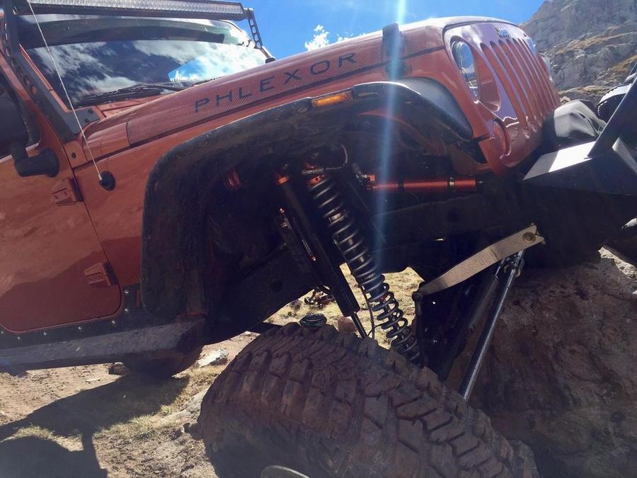 2010 Jeep Wrangler Unlimited Sport Utility 4-Door