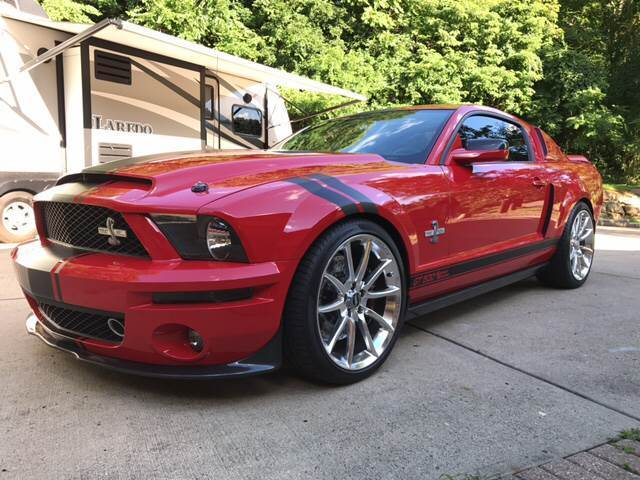 2007 Shelby Mustang GT500 Supersnake