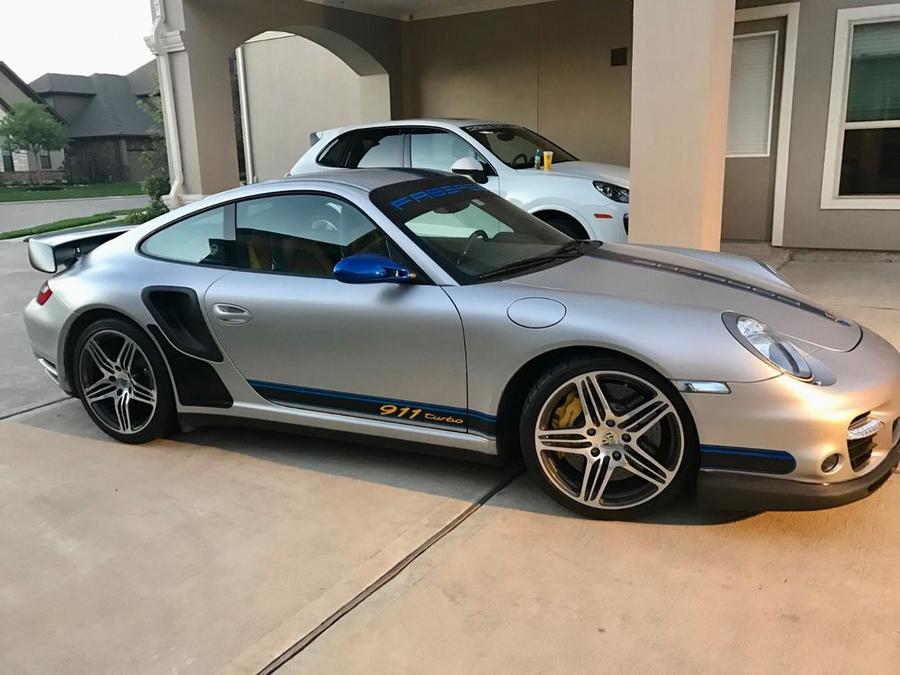2007 Porsche 911 911 Turbo